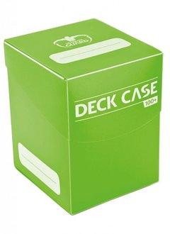 Deck Case 100+ (Light Green)