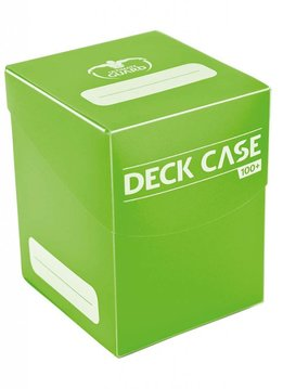 Deck Case 100+ (Light Green)