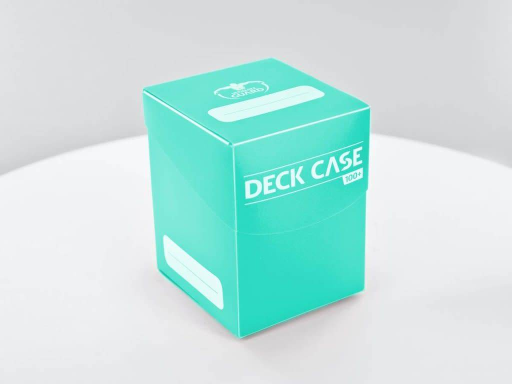 Deck Case 100+ (Turquoise)
