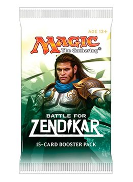 Battle for Zendikar French Pack of 5