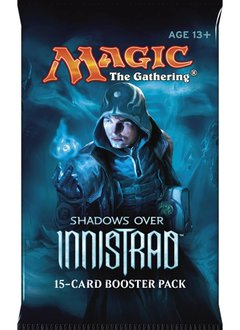 Shadows Over Innistrad French Pack of 5