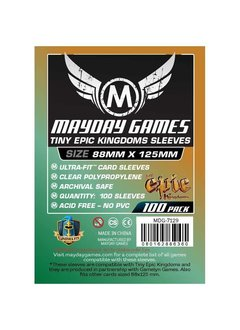 Mayday sleeves 88mm x 125mm Paquet de 100