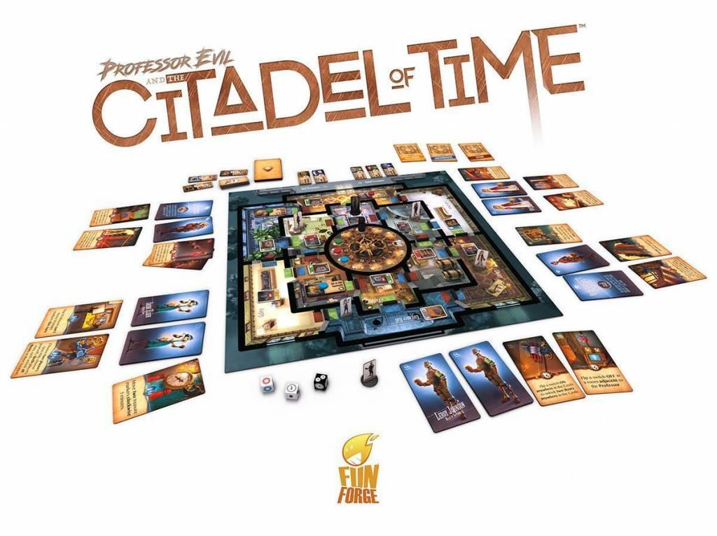 Professeur Evil et la Citadelle du Temps (FR)