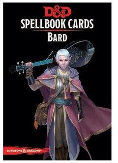 Donjons & Dragons: Cartes de Sorts: Barde Deck (FR) (Précommande, de retour fin octobre)