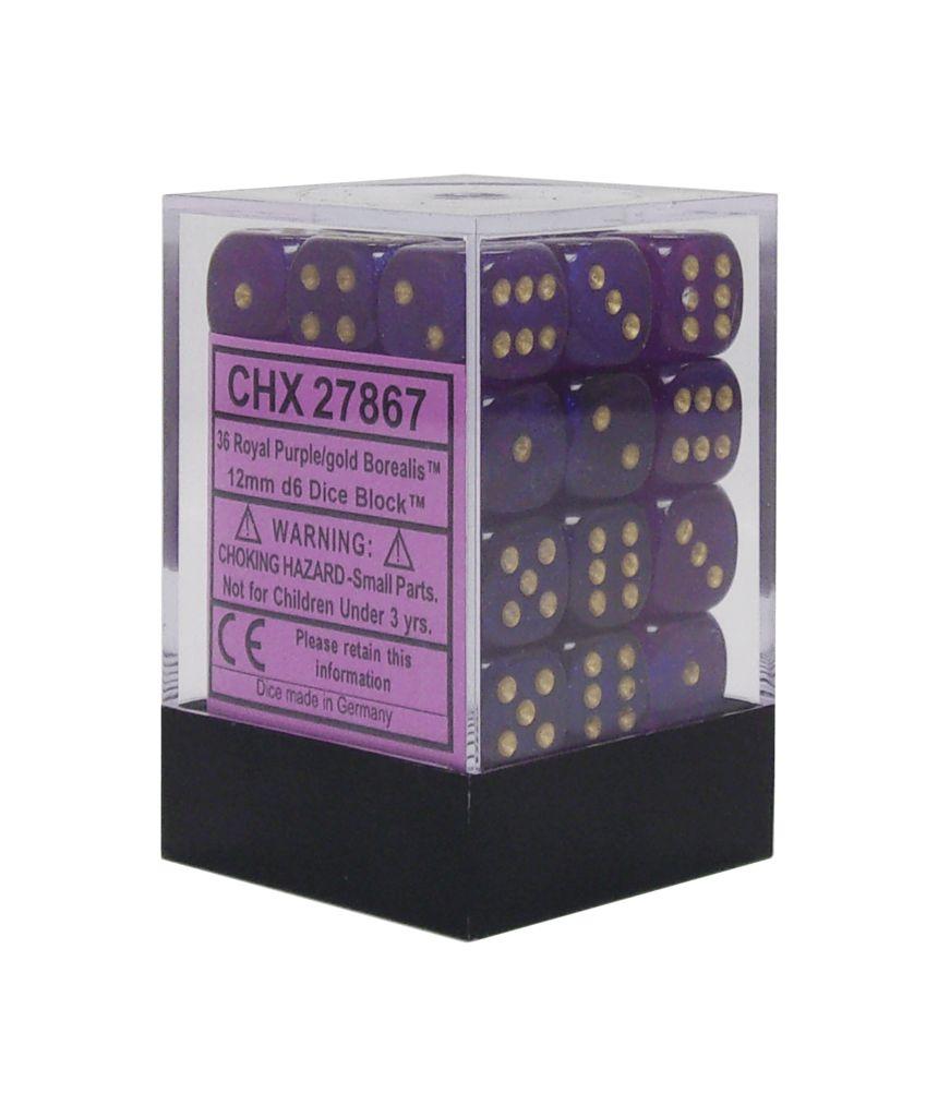 27867: 36 royal purple borealis
