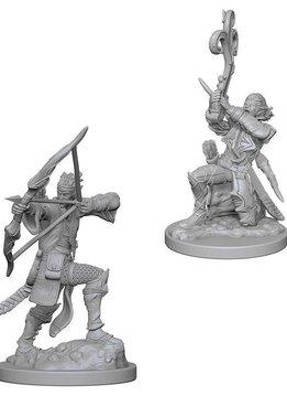 D&D Unpainted Minis: Elf Male Bard