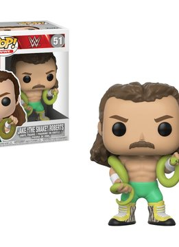 POP! WWE: Jake the Snake Roberts
