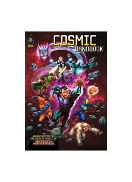 Mutants & Masterminds: Cosmic Handbook