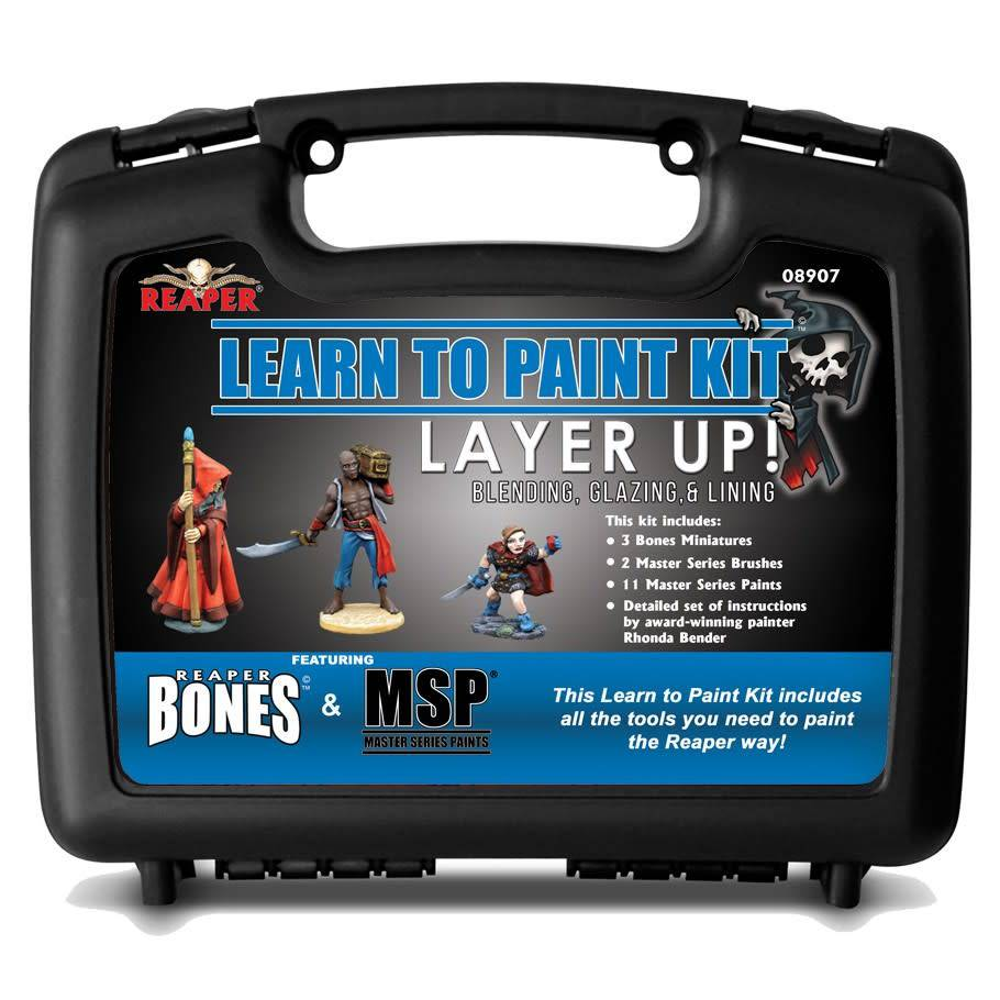 Learn to Paint Kit - Layer Up