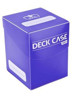 Deck Case 100+ (Purple)