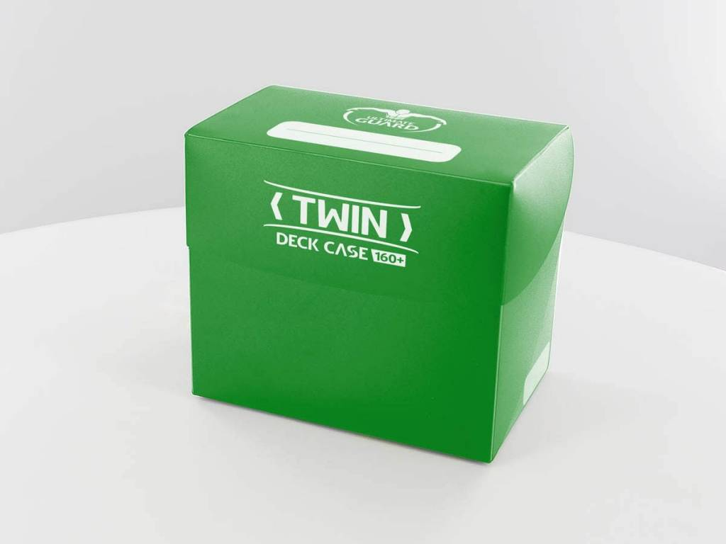 Twin Deck Case Green