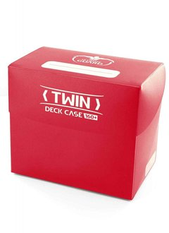 Twin Deck Case Red