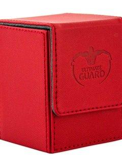 Flip Deck Case Xeno Red 100