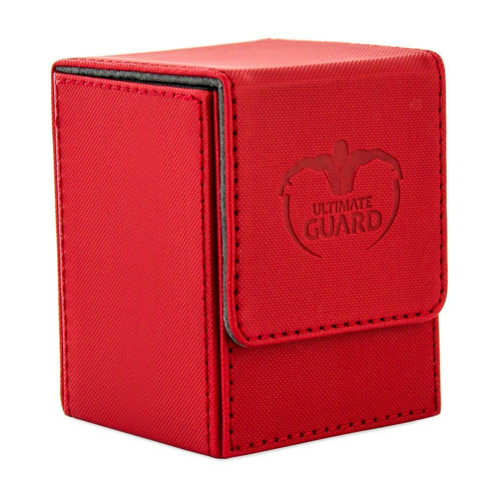 Flip Deck Case Xeno Red 100