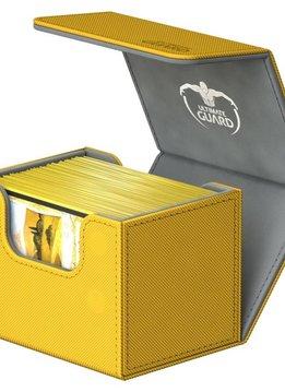 Deck Box: Sidewinder Xenoskin 100+ Amber