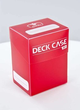 Deck Case 80+ (Red)
