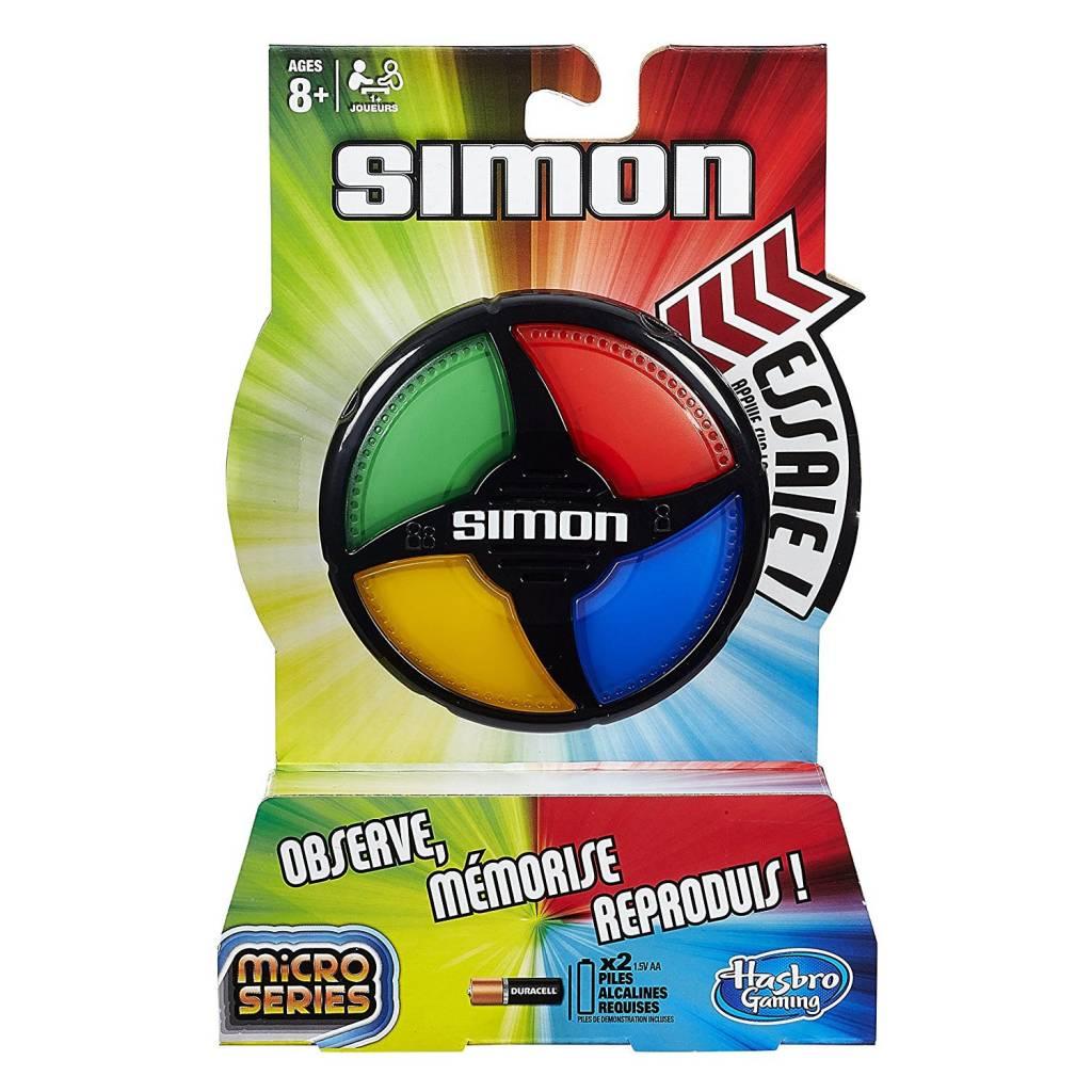 Simon Says Micro French