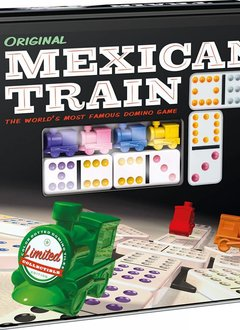 Mexican Train in Tin Box