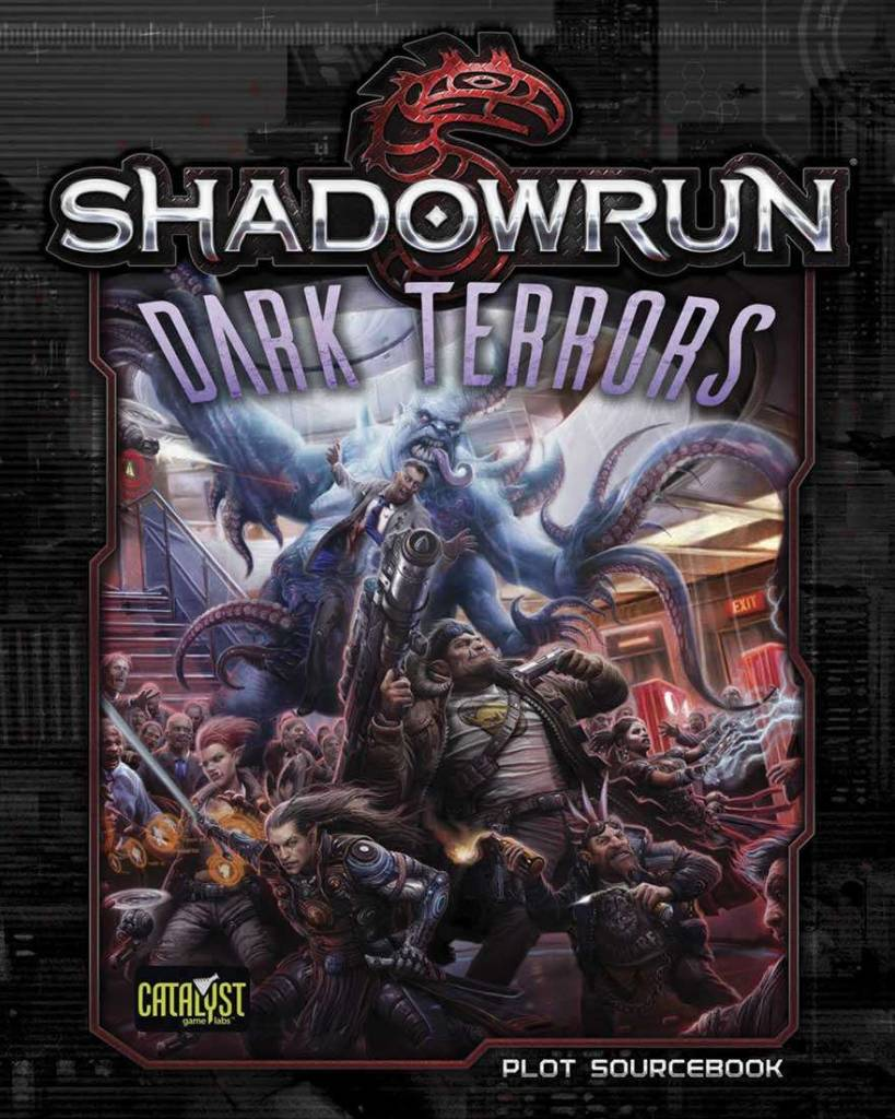 Shadowrun - Dark Terror