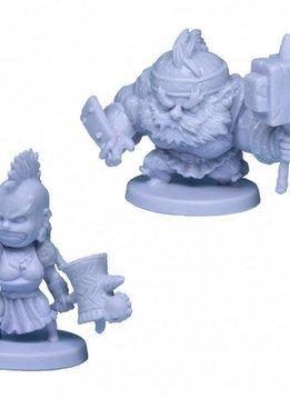 Arcadia Quest Anvil & Valma