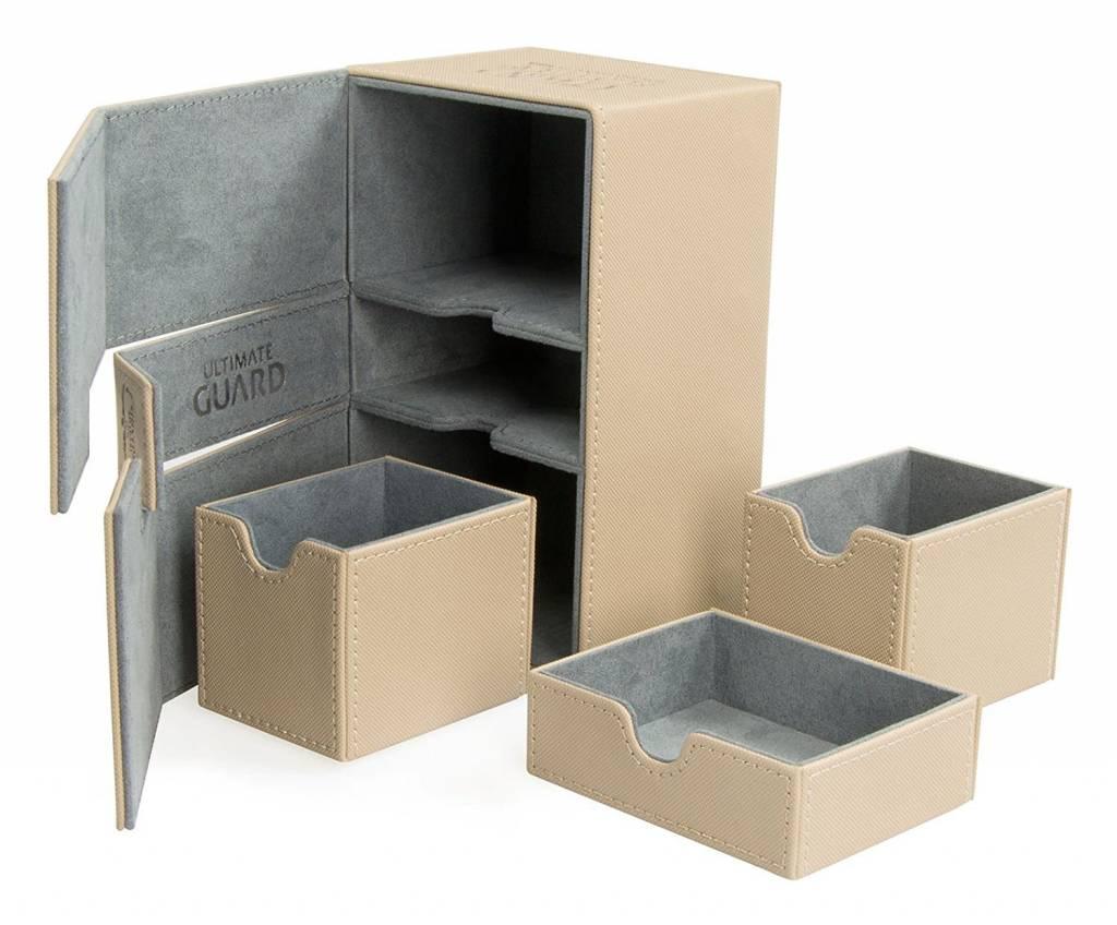 Twin Flip N Tray Sand Xenoskin Deck Box