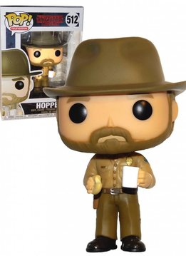 Pop! Stranger Things Hopper