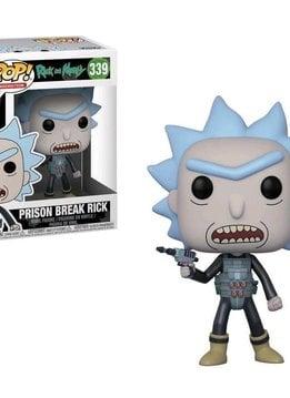 POP! Rick& Morty- Prison Rick