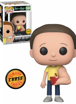 Pop! Rick & Morty - Morty Sentient Chase