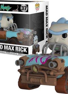 Pop! Rick & Morty - Mad Max Rick
