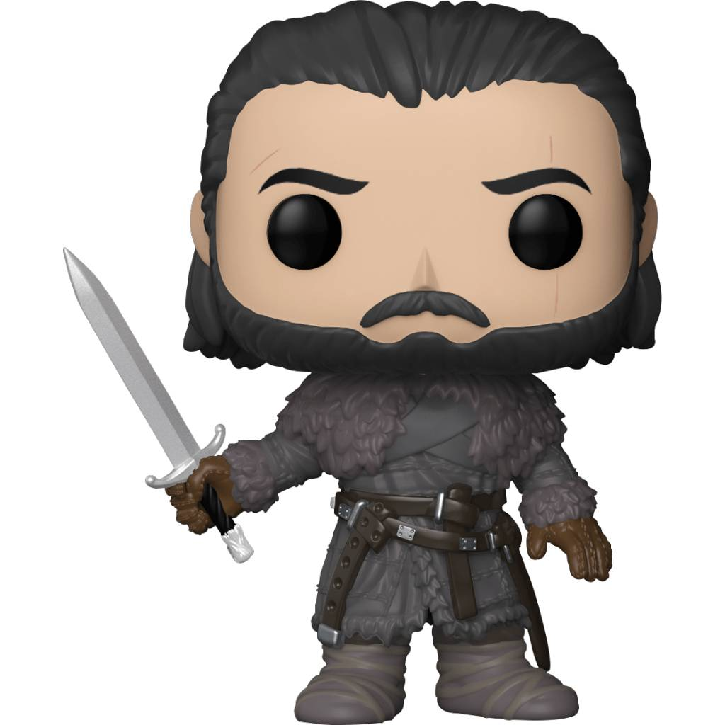 Pop! Jon Snow Beyond the Wall