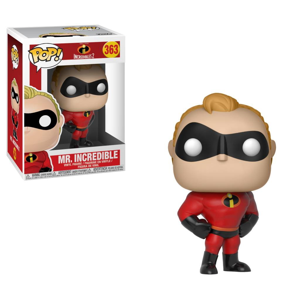 Pop! Incredibles 2 Mr. Incredible
