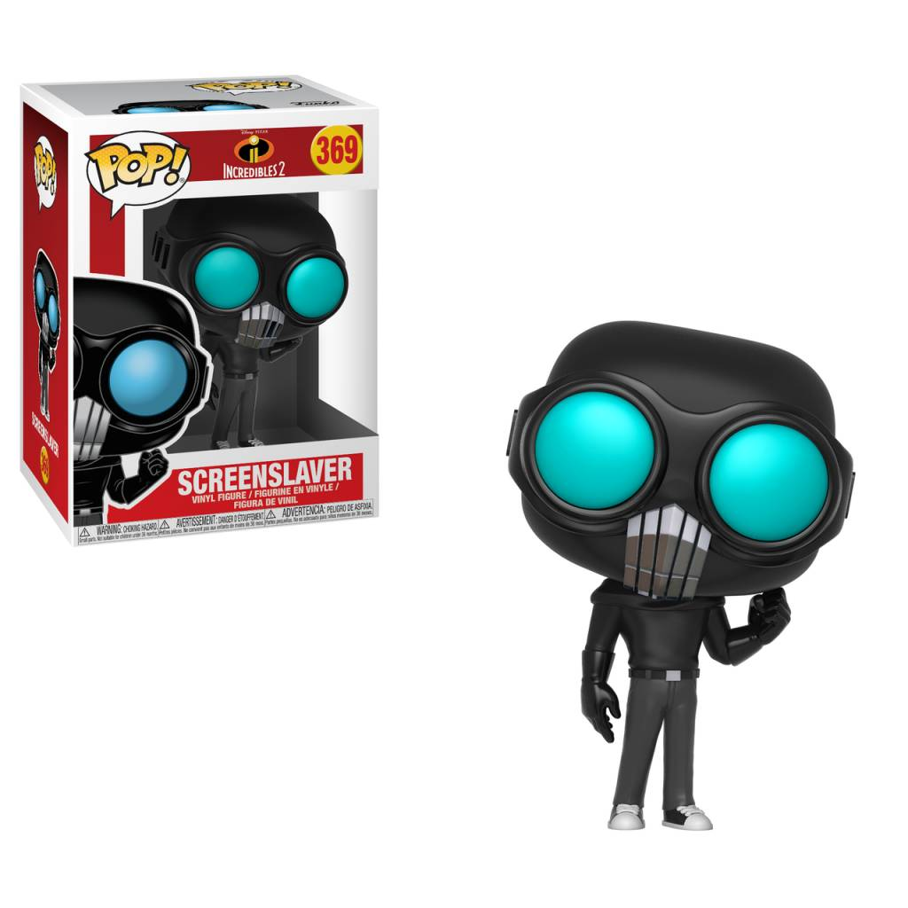 Pop! Incredibles 2 Screenslaver