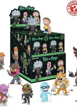Mystery Minis Rick & Morty #2