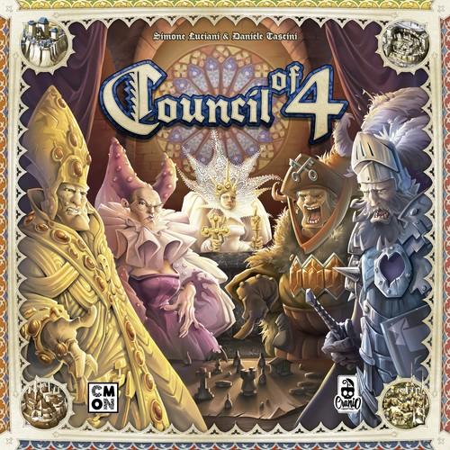 Council of 4 CMON