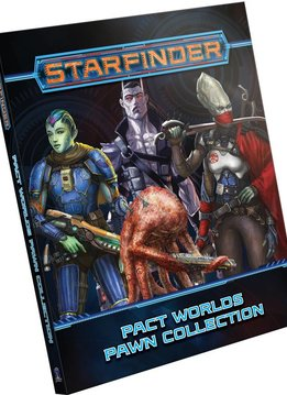 Starfinder Pawns - Pact Worlds Pawn Collection