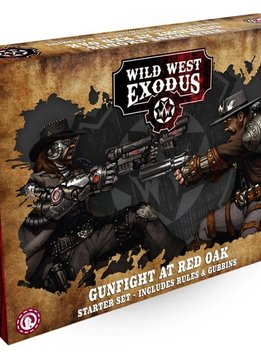 Wild West Exodus - Gunfight at Red Oak
