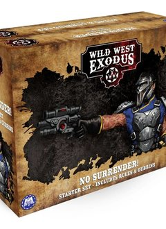 Wild West Exodus - No Surrender Starter Set