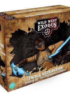 Wild West Exodus - Tribal Retribution Starter Set