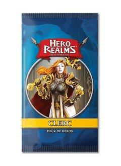 Hero Realms - Pack de Hero - Clerc (FR)