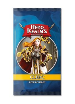 Hero Realms - Pack de Hero - Clerc (FR)