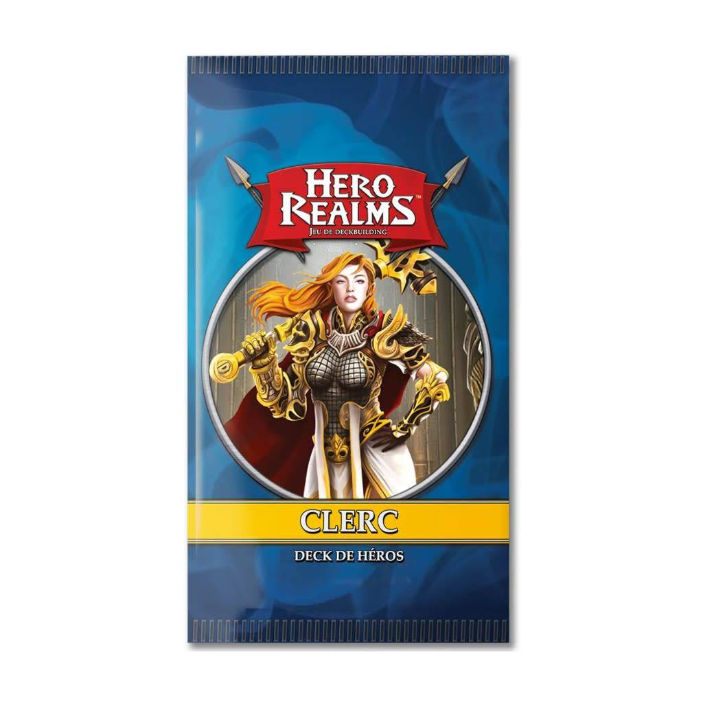 Hero Realms: Pack de Héro - Clerc (FR)