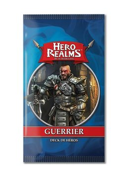 Hero Realms - Pack de Hero - Guerrier FR