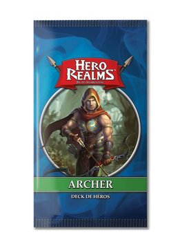 Hero Realms - Pack de Hero - Archer (FR)