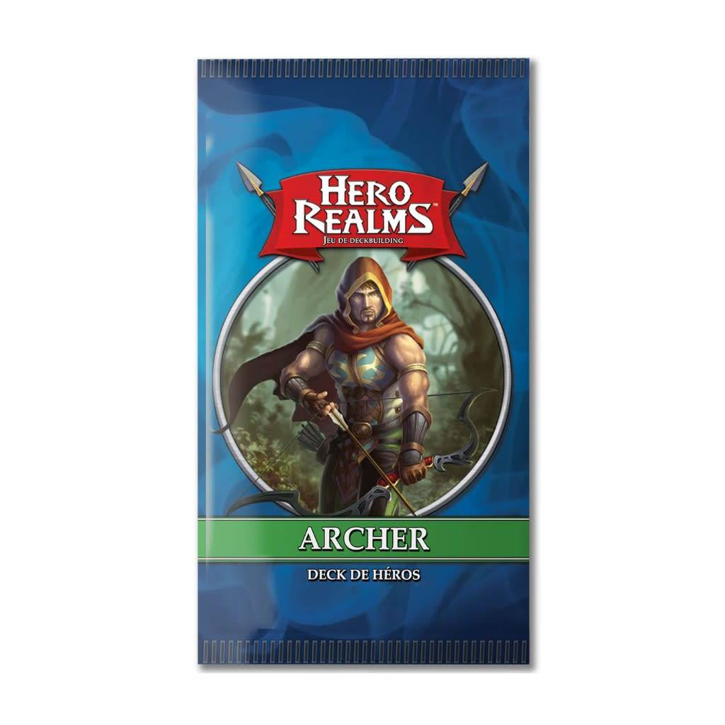 Hero Realms - Pack de Hero - Archer FR