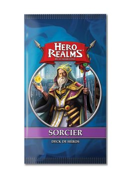 Hero Realms - Pack de Hero - Sorcier (FR)