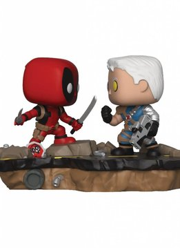 Pop Deadpool vs Cable
