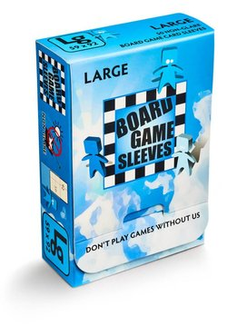 Board Game Sleeves - Large 59x92mm
