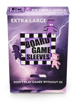 Board Game Sleeves - Extra Large 65x100mm