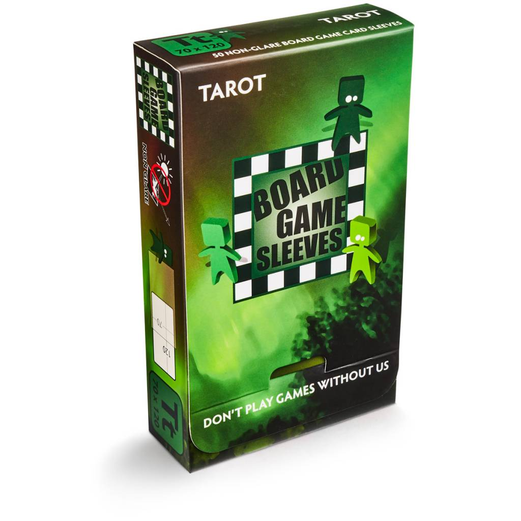 Board Game Sleeves - Tarot 70x120mm