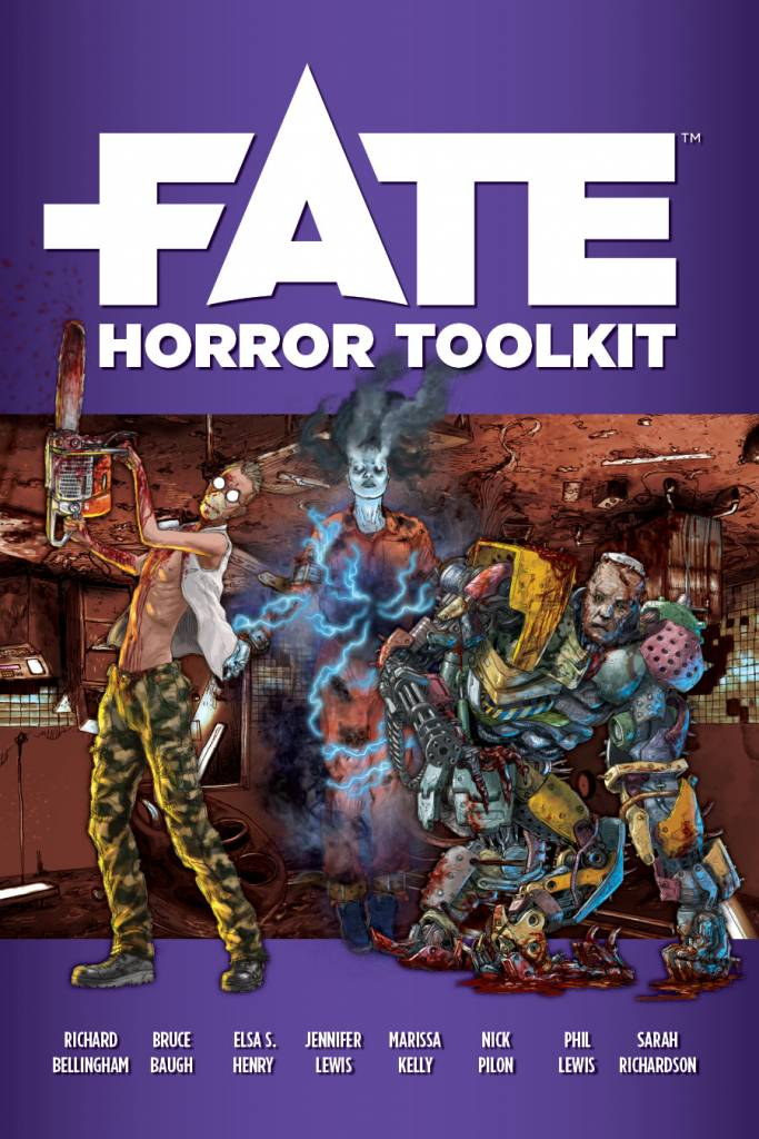 Fate Core - Horror Toolkit